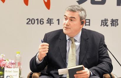 安利公司迈凯泽:中国市场潜力依然巨大