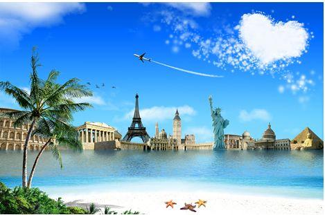 特色旅游景区将成为直销人精神家园