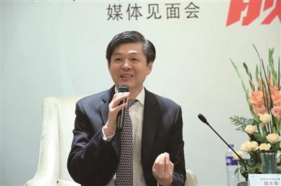 颜志荣: 安利新策略对应新挑战