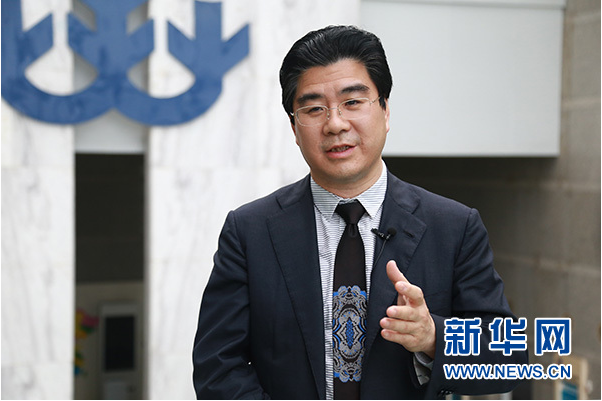康恩贝胡季强:推动中国医药发展进入新时代