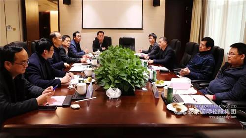 中国食用菌协会会长顾国新莅临安发生物考察调研