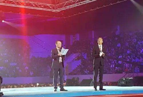 天狮战略推广发布会暨中亚区域褒奖大会举行