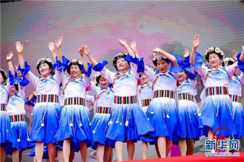 康美三七杯2018年全国广场舞大赛丽江站火热开赛