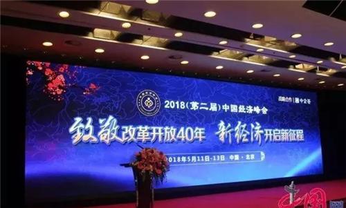 """中脉荣膺""""中国健康行业十大创新品牌"""""""