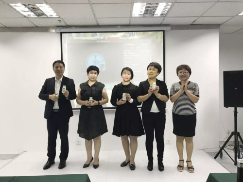 安然北京分公司举办营养产品培训
